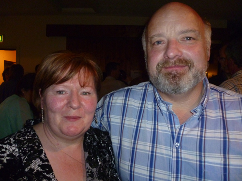 Margaret and Martin Tynan