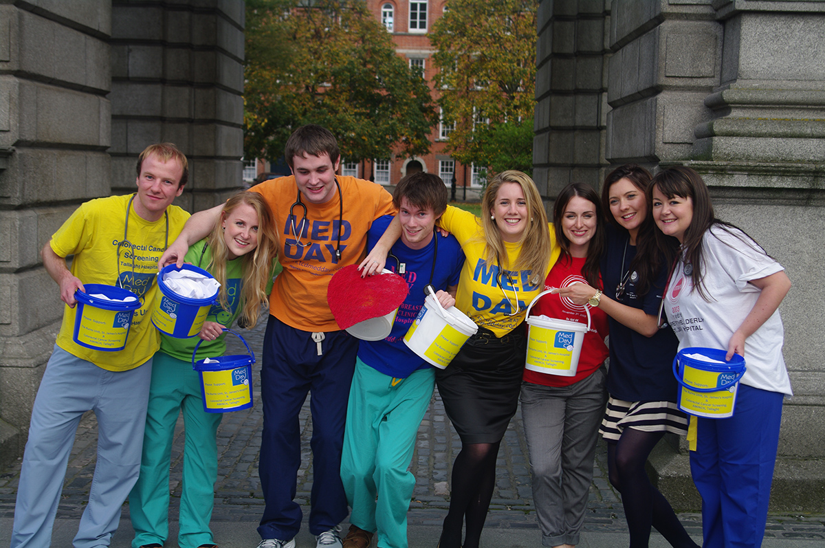 Trinity College Dublin   St. James's Hospital Foundation