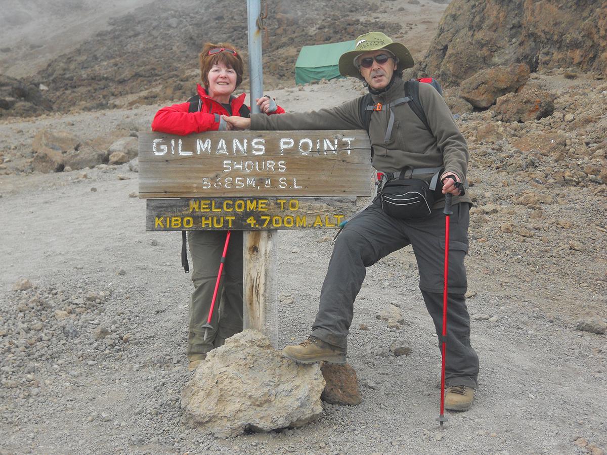 Martin Slavin - Kilimanjaro Jan Feb 2011 045   MedDay 2014 launch Joe Duffy with Med Day Committee   Donate   St. James's Hospital Foundation