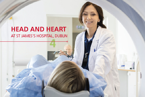 Head and heart image for web news
