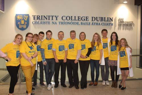 Trinity College Dublin, Med-Day