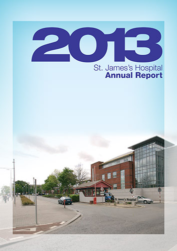 St James's Hospital 2013 Annual Report