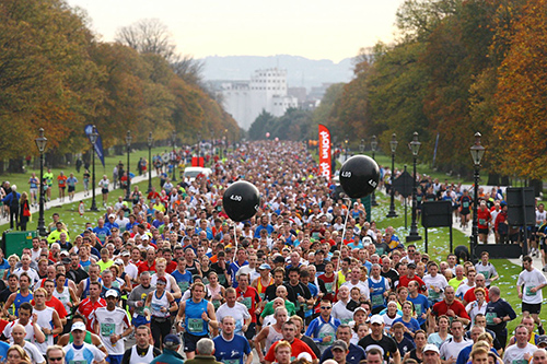 Dublin Marathon | St. James's Hospital Foundation