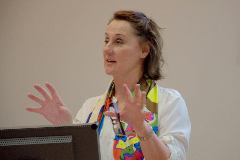 Prof. Rose Anne Kenny, Prof. of Geriatric Medicine at Trinity College Dublin