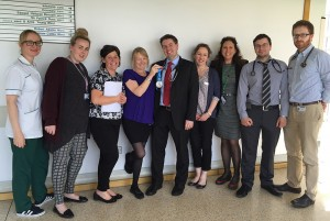 St. James's Hospital Brain disease team