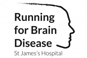 Running for Brain Disease logo