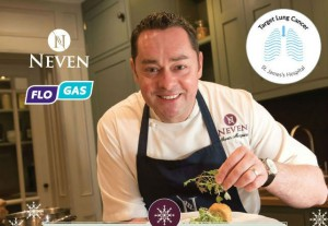 Neven Maguires Christmas Cookery Demonstration in aid of TLC