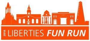 Liberties Fun Run logo