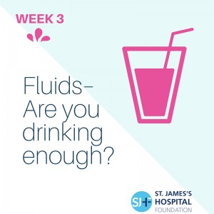 Fluids, are you drinking enough?