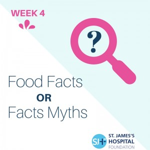 food fact or food myths