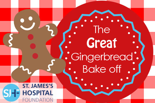 Gingerbread Bake Off