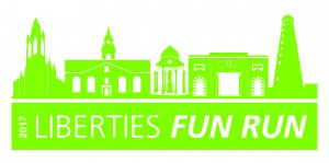 Liberties Fun Run Logo