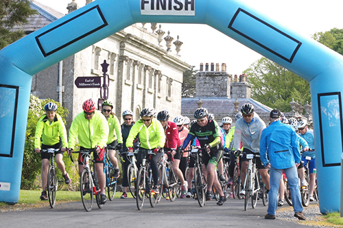 2017 Wicklow Mountains Cycle Challenge