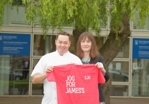 Neven Maguire Jog for James's