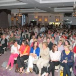 The audience at Neven Maguire's Food Festival 2016