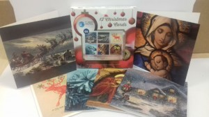 photo of traditional cards