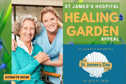 Healing Garden web news